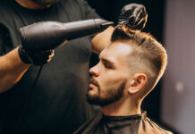 akcesoria do włosów dla mężczyzn